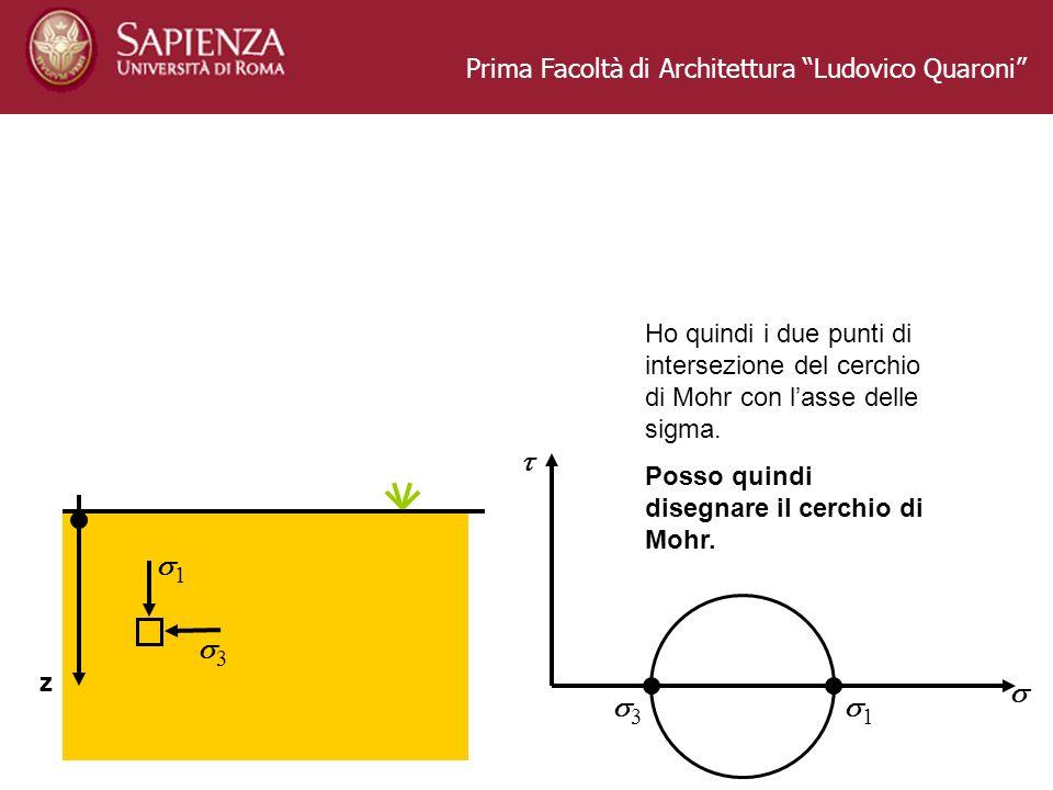 t s1 s3 s s3 s1 Prima Facoltà di Architettura Ludovico Quaroni