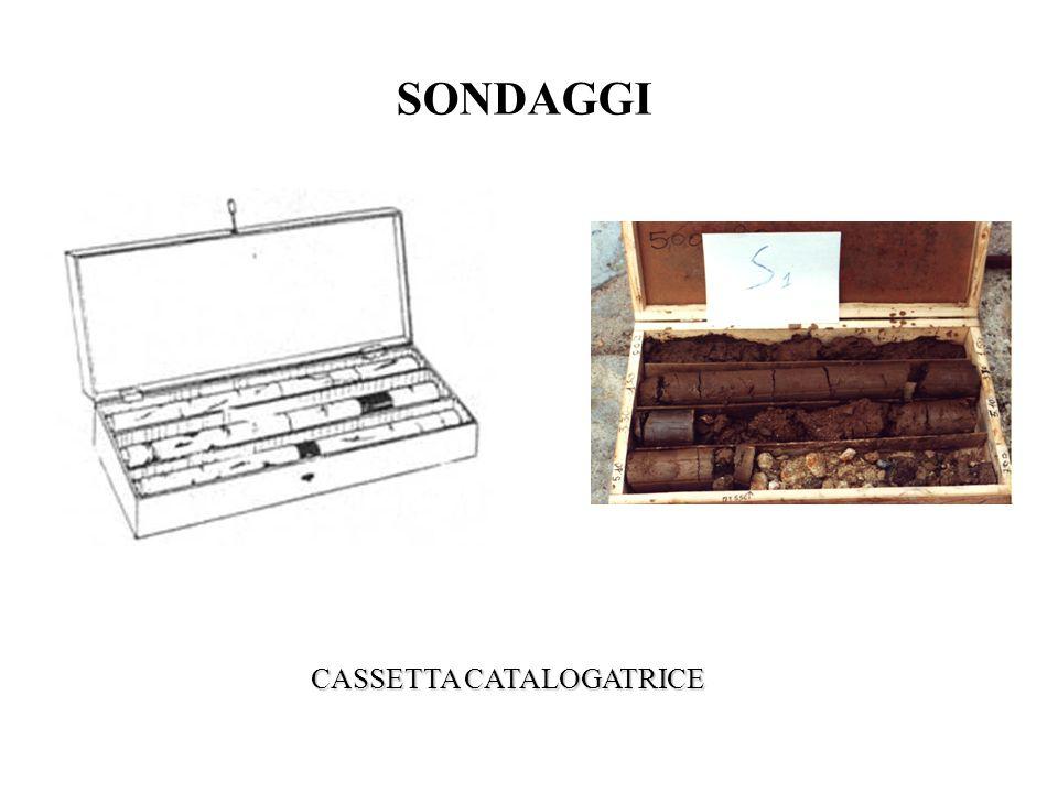 CASSETTA CATALOGATRICE