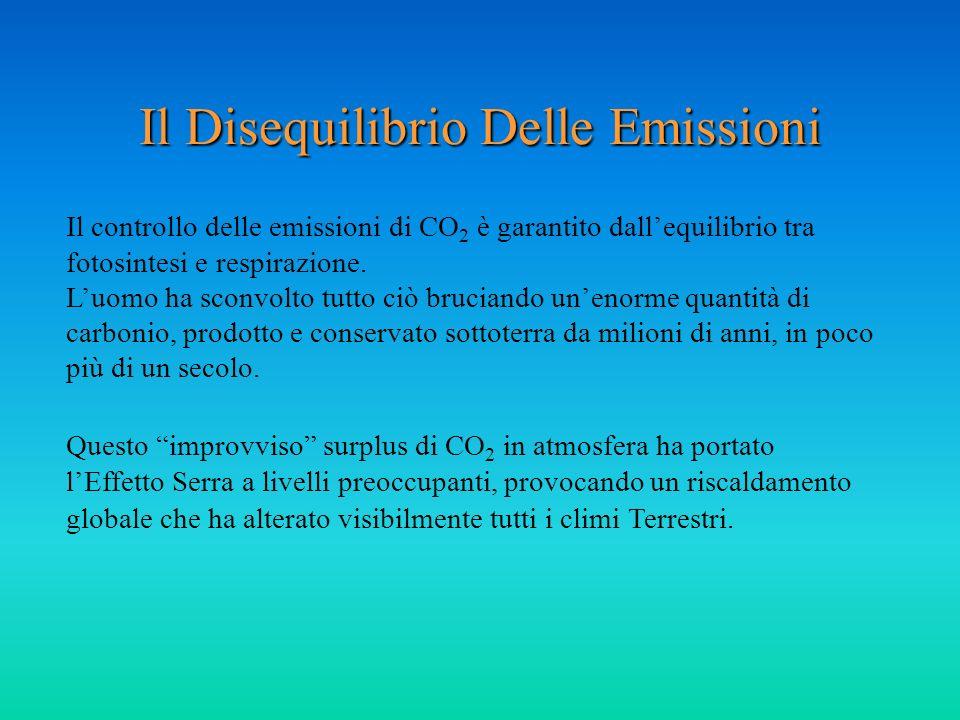 Il Disequilibrio Delle Emissioni