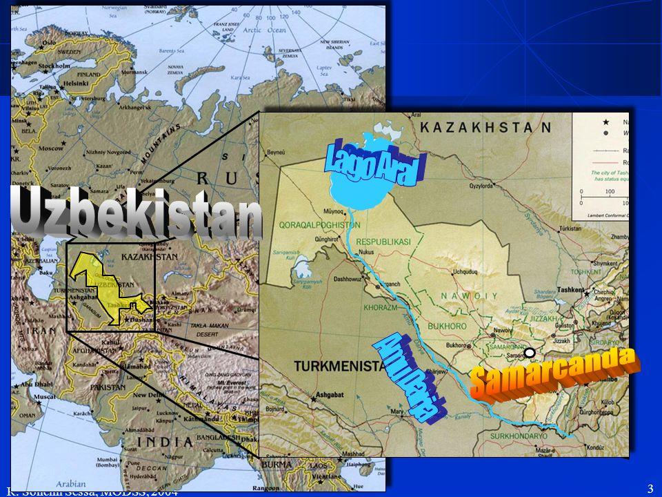 Uzbekistan Samarcanda Lago Aral Amu Darja Amu Darja