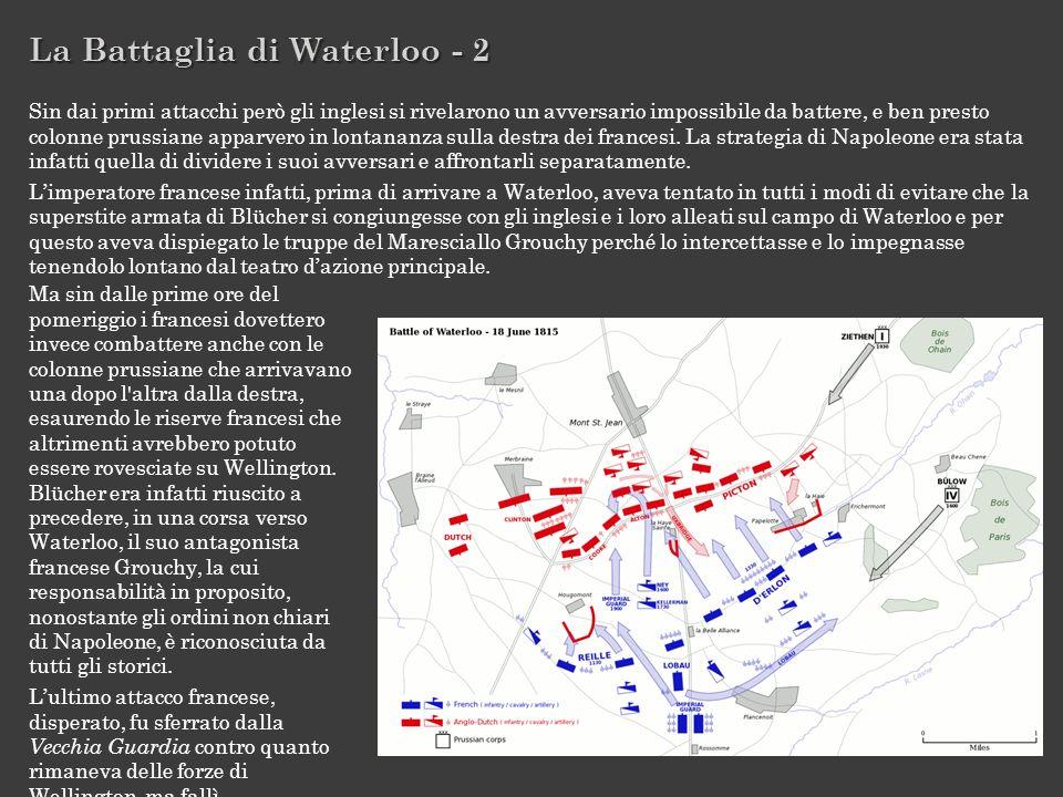 La Battaglia di Waterloo - 2