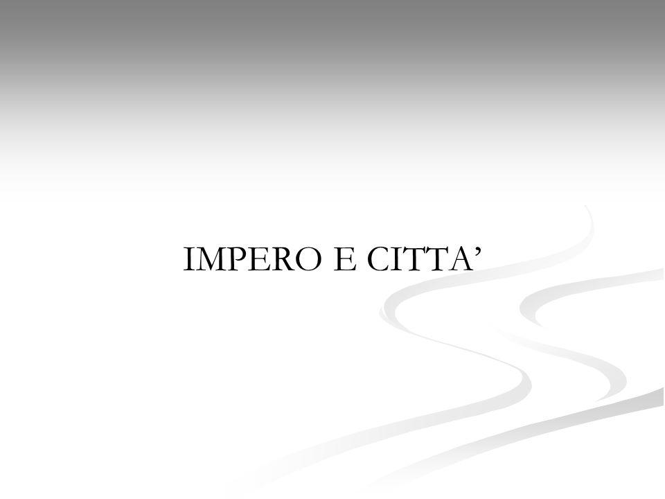 IMPERO E CITTA'