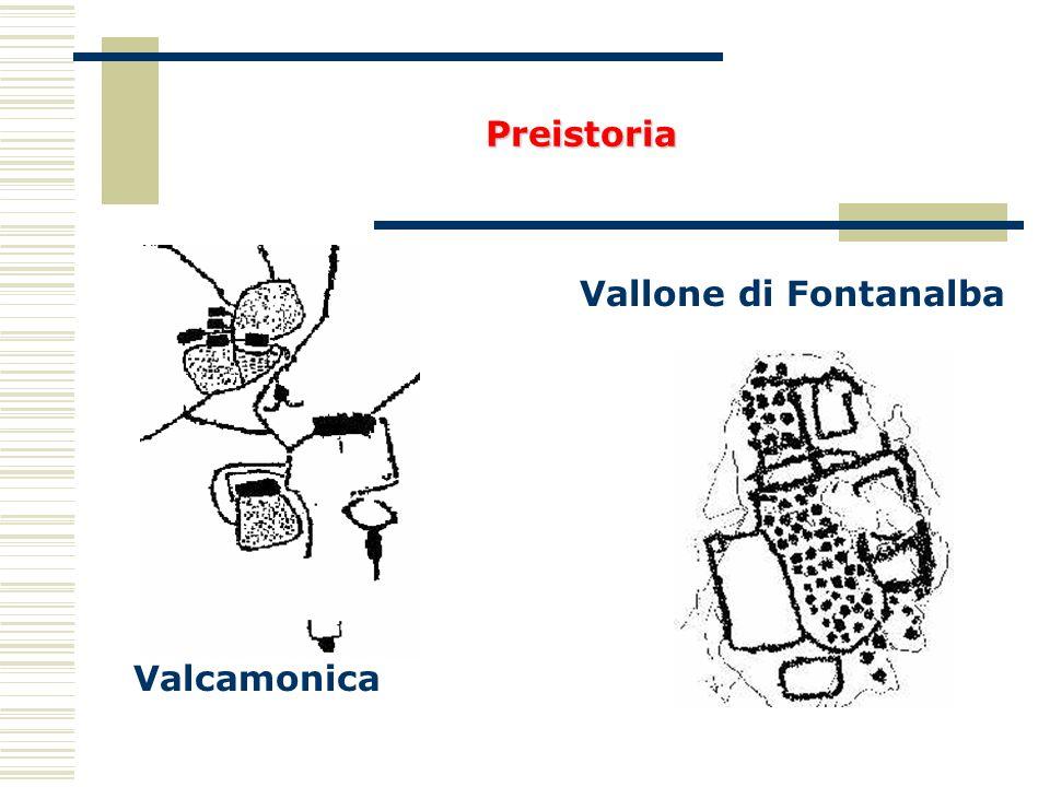 Preistoria Vallone di Fontanalba Valcamonica