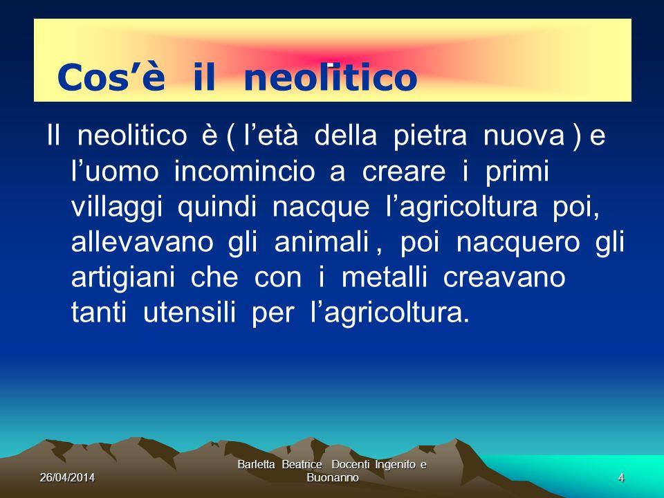 Barletta Beatrice Docenti Ingenito e Buonanno
