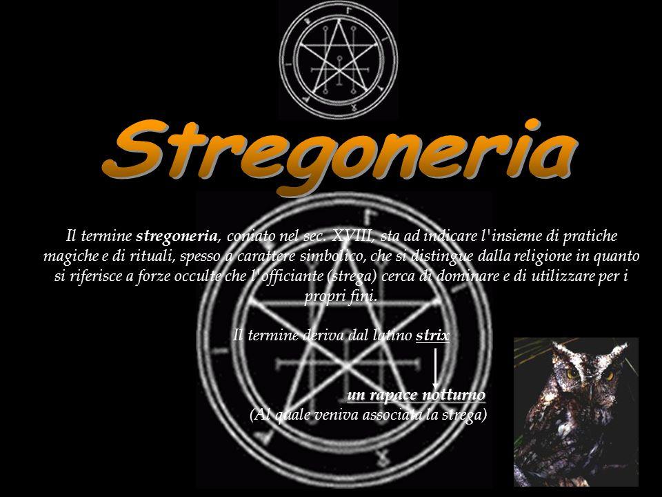 Stregoneria