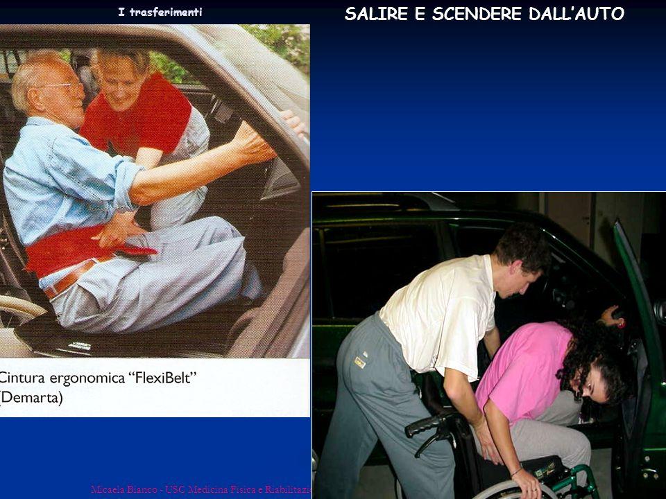 SALIRE E SCENDERE DALL'AUTO
