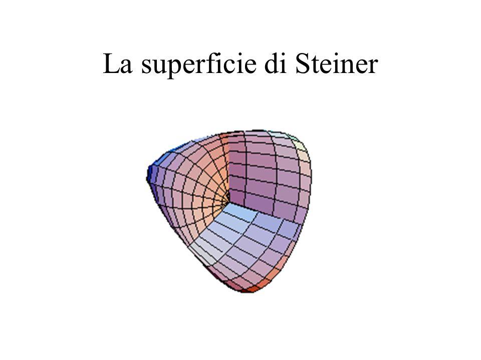 La superficie di Steiner