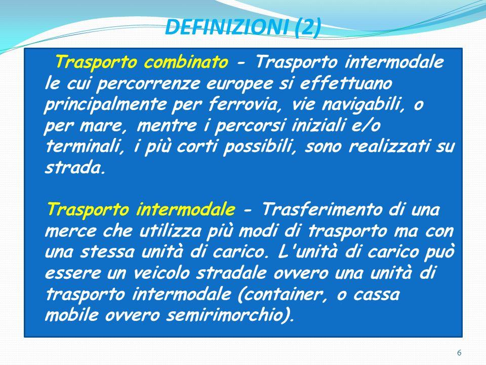 DEFINIZIONI (2)