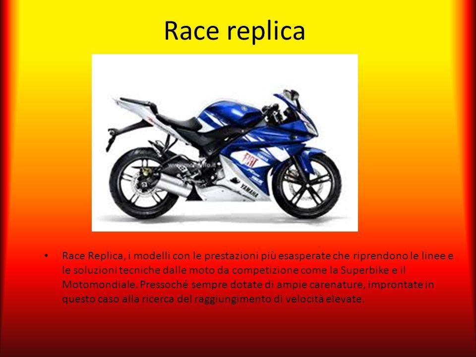 Race replica