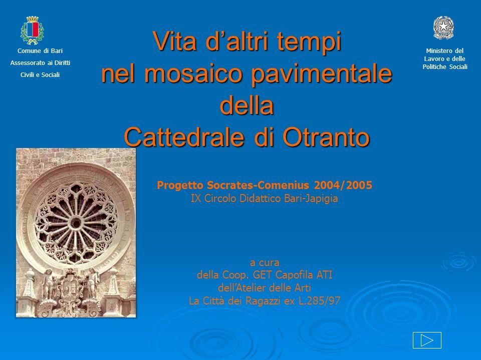 Progetto Socrates-Comenius 2004/2005