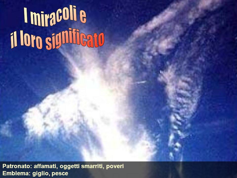 I miracoli e il loro significato