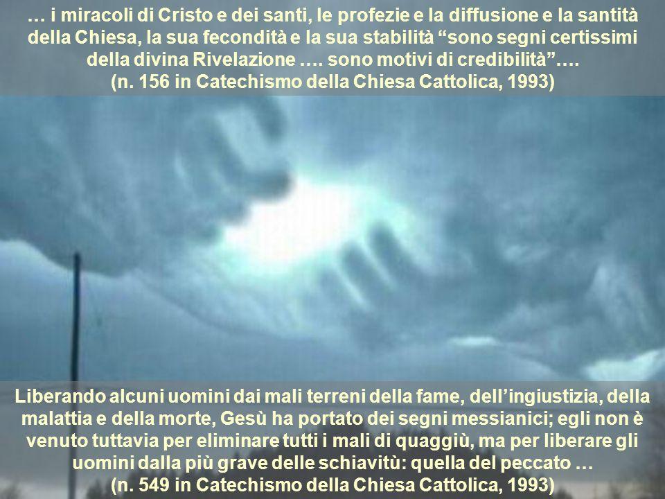 (n. 156 in Catechismo della Chiesa Cattolica, 1993)