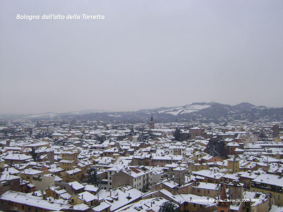 Bologna dall'alto della Torretta