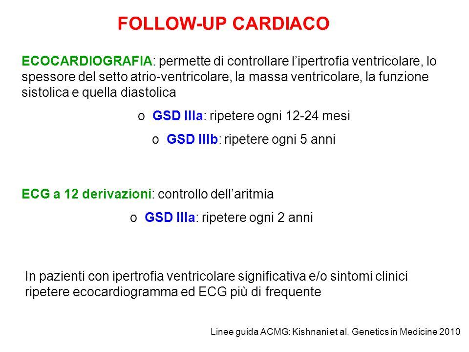FOLLOW-UP CARDIACO