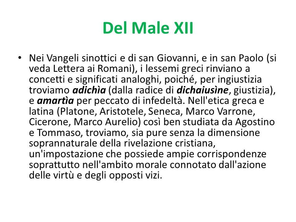 Del Male XII