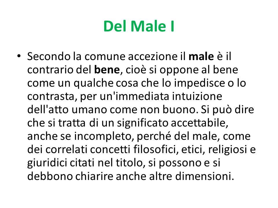 Del Male I