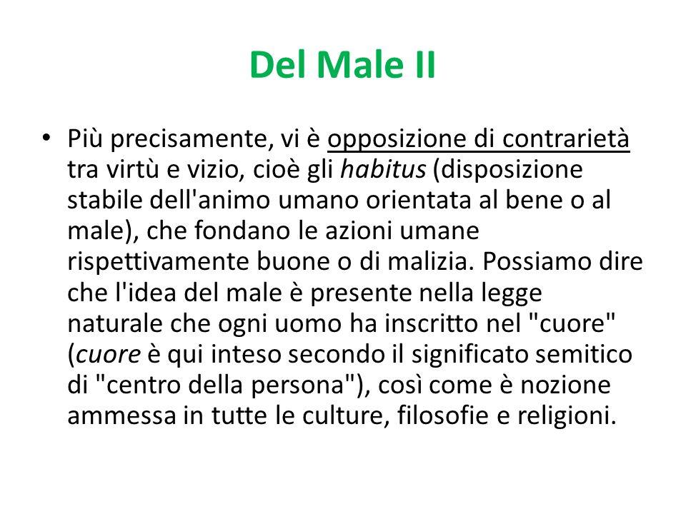Del Male II