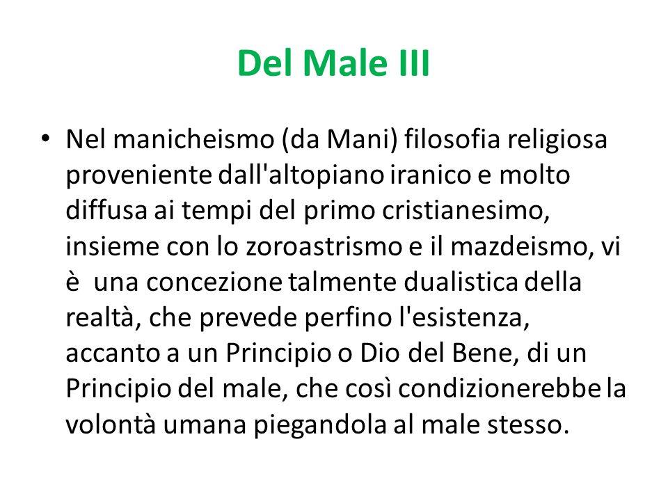 Del Male III