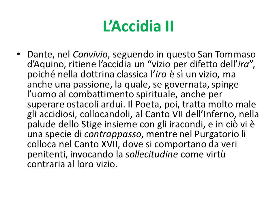 L'Accidia II