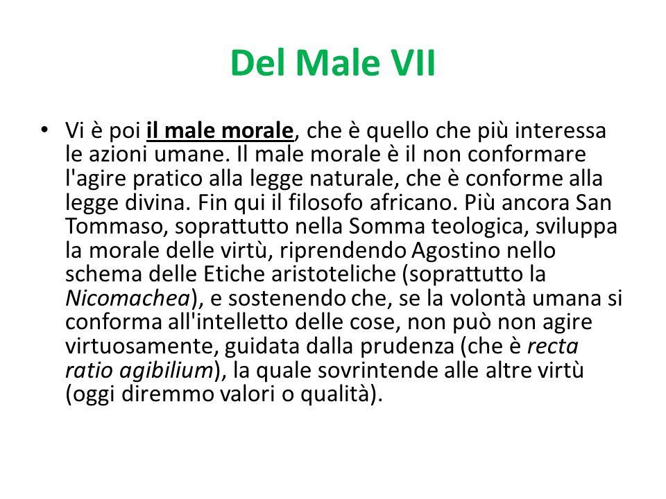 Del Male VII