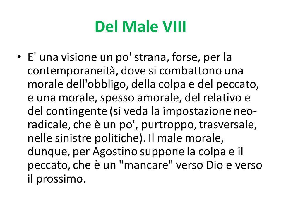 Del Male VIII
