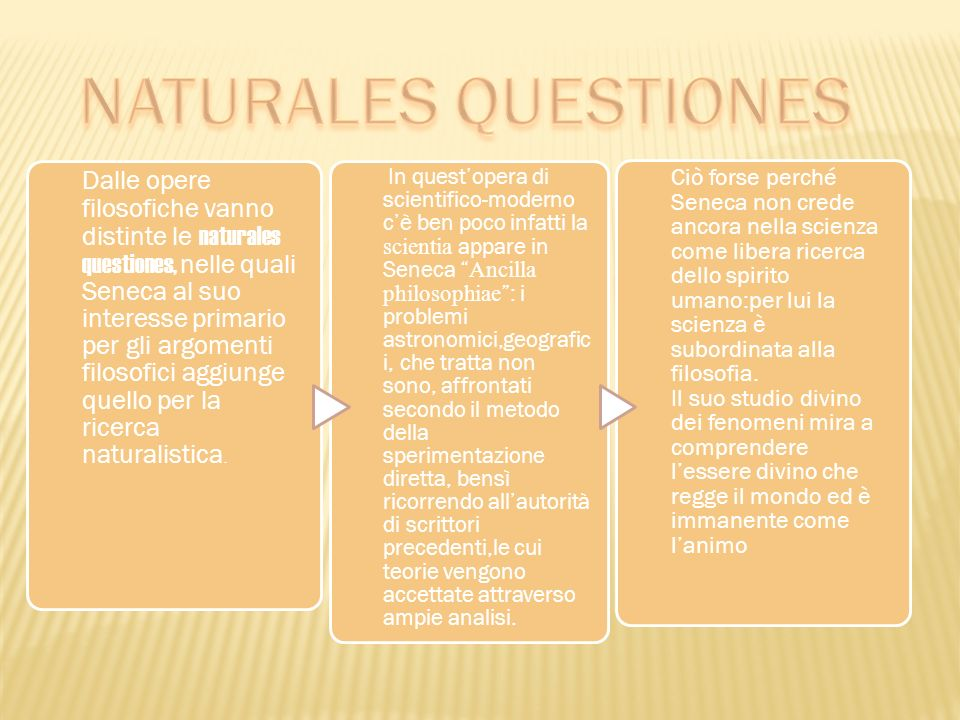 NATURALES QUESTIONES