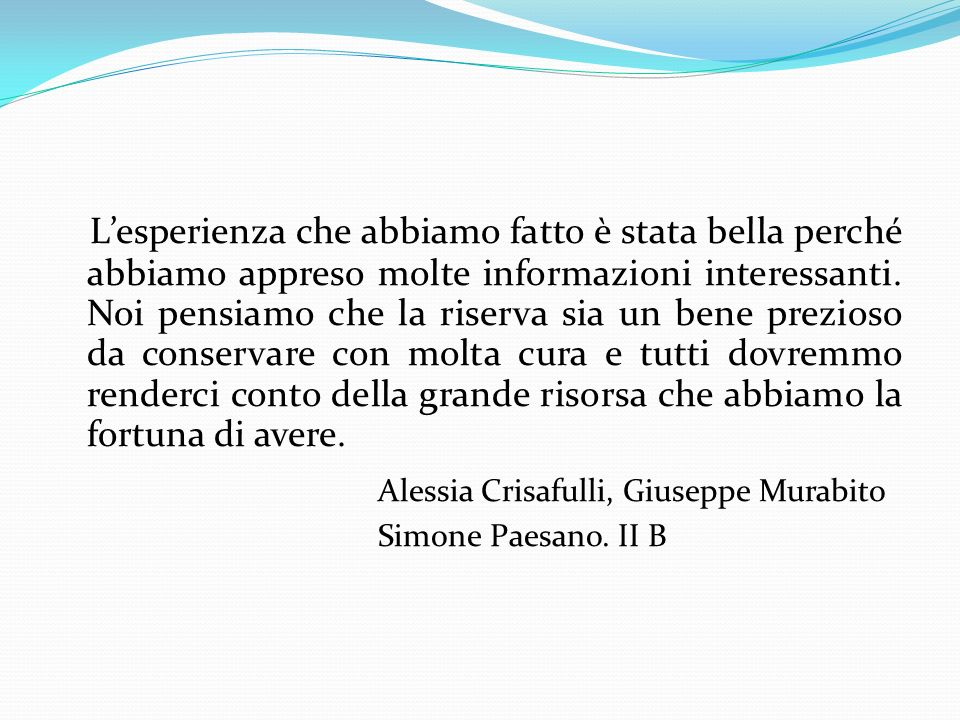 Alessia Crisafulli, Giuseppe Murabito