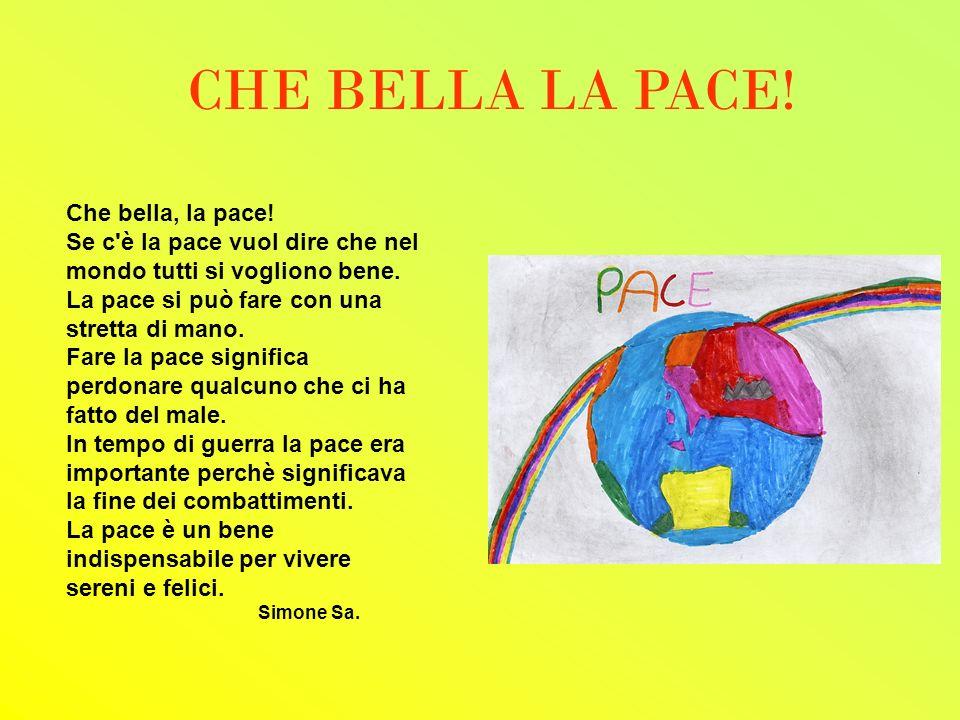 Immagini poesie pensieri riflessioni sulla pace ppt scaricare - La finestra del mondo poesia ...