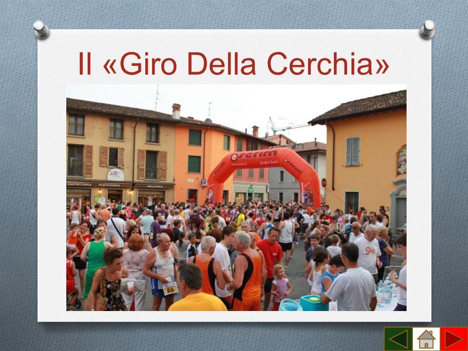 Il «Giro Della Cerchia»