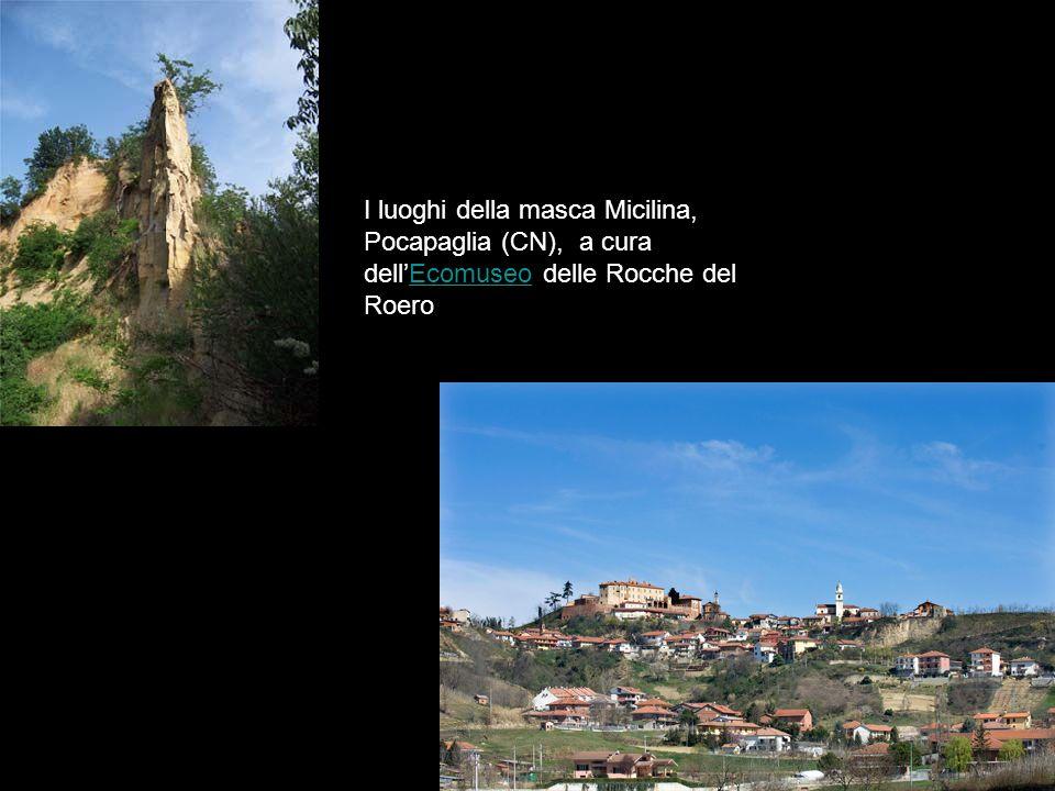 I luoghi della masca Micilina, Pocapaglia (CN), a cura dell'Ecomuseo delle Rocche del Roero