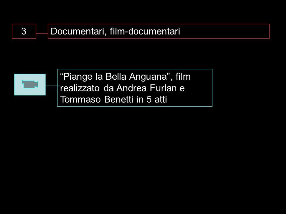 3Documentari, film-documentari.
