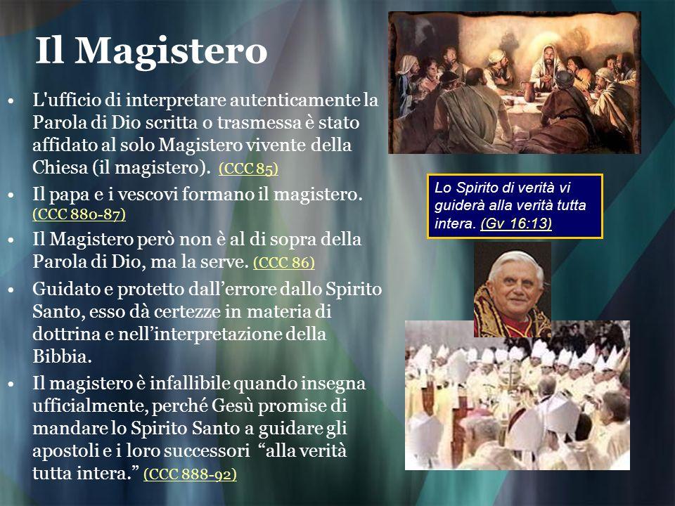 Il Magistero