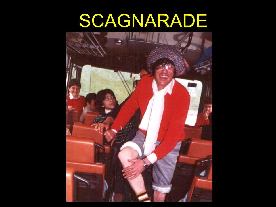 SCAGNARADE