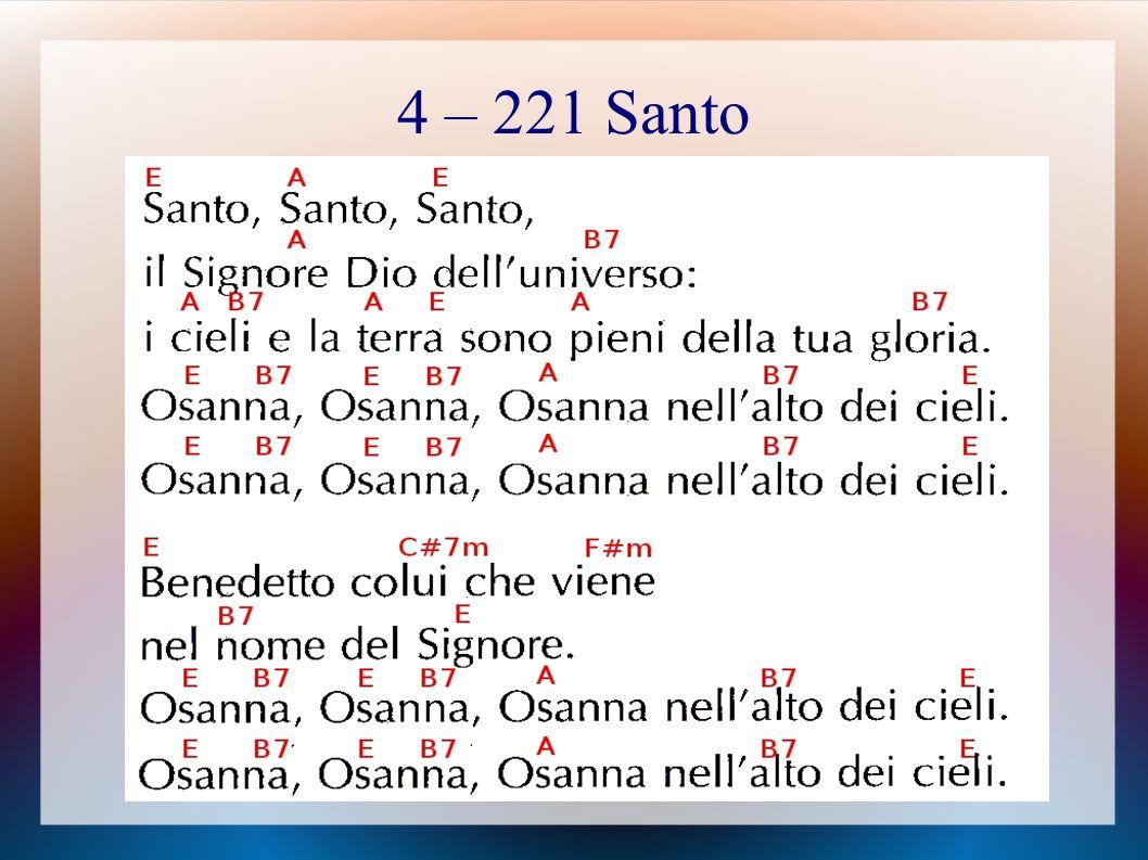 4 – 221 Santo