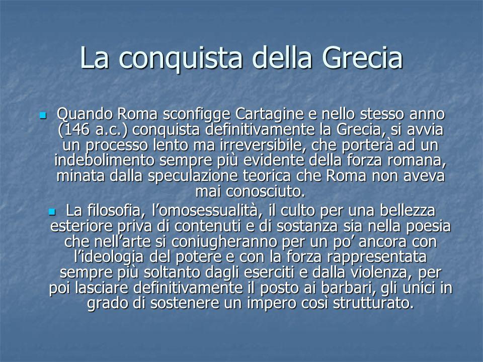 La conquista della Grecia