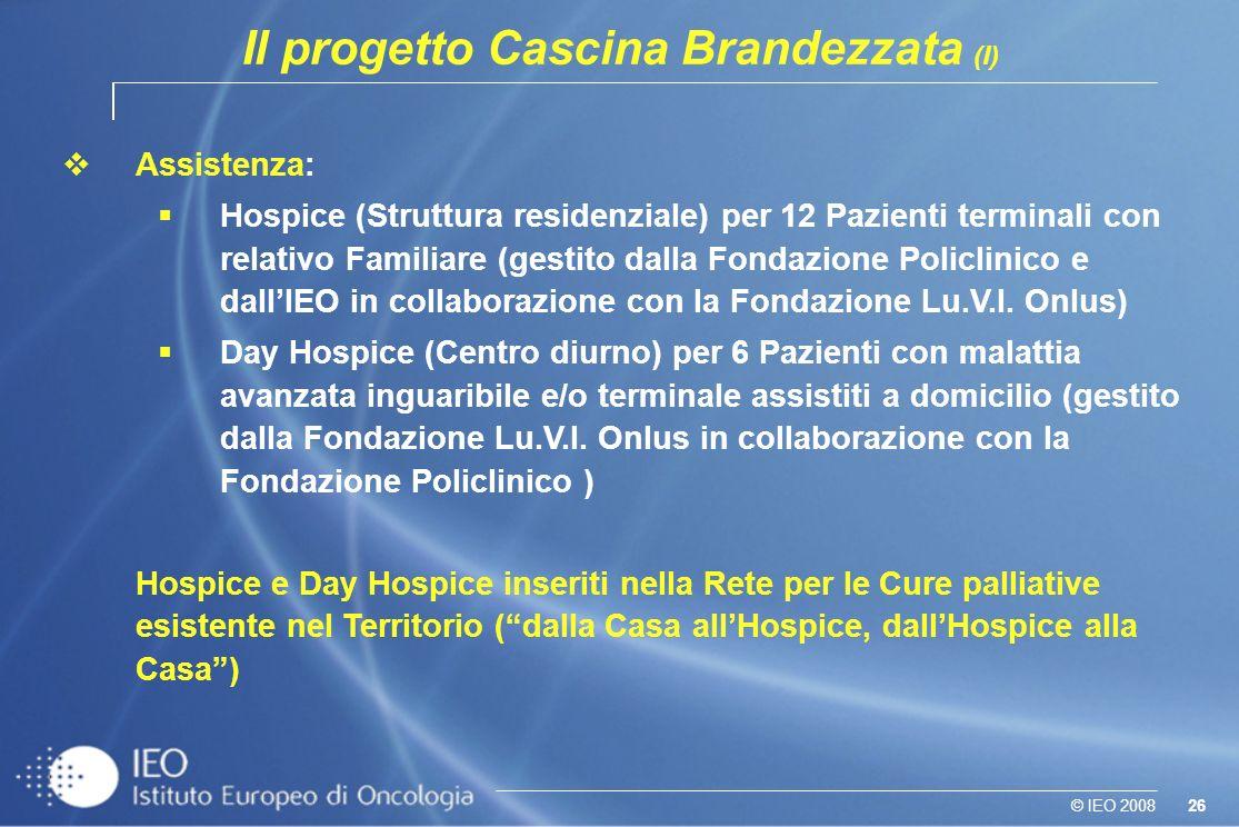 Il progetto Cascina Brandezzata (I)