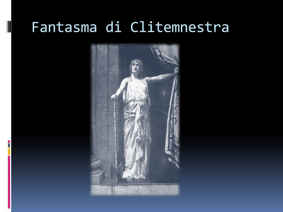 Fantasma di Clitemnestra
