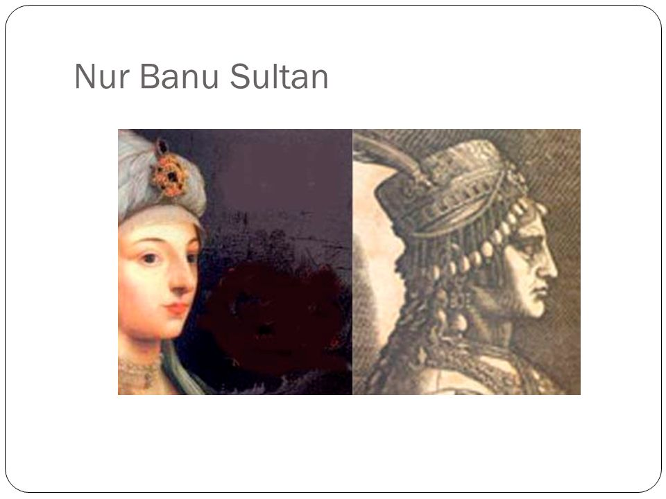 Nur Banu Sultan