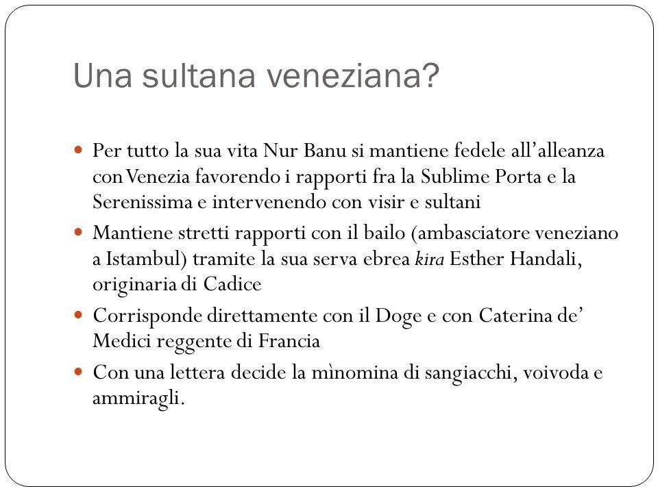 Una sultana veneziana
