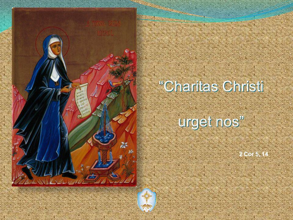 Charitas Christi urget nos 2 Cor 5, 14