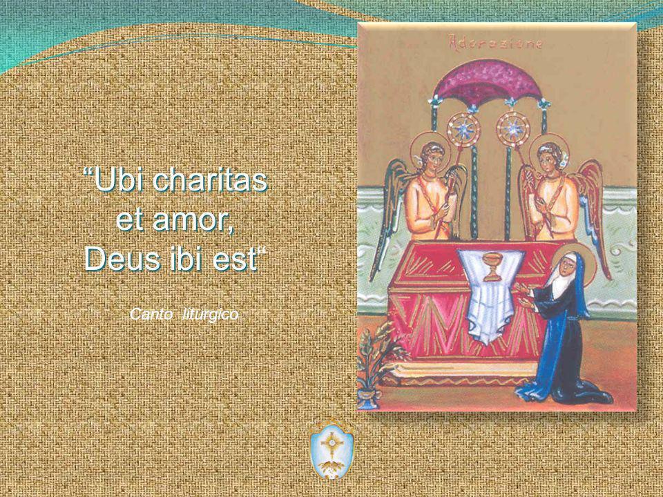 Ubi charitas et amor, Deus ibi est Canto liturgico