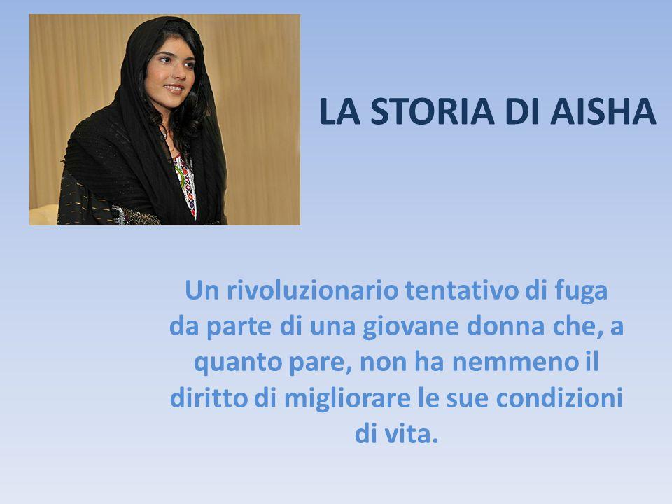 LA STORIA DI AISHA