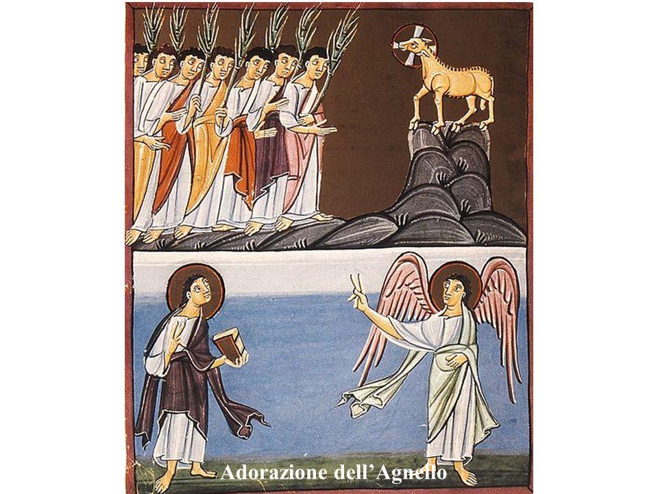 Adorazione dell'Agnello