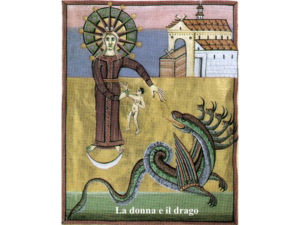 La donna e il drago