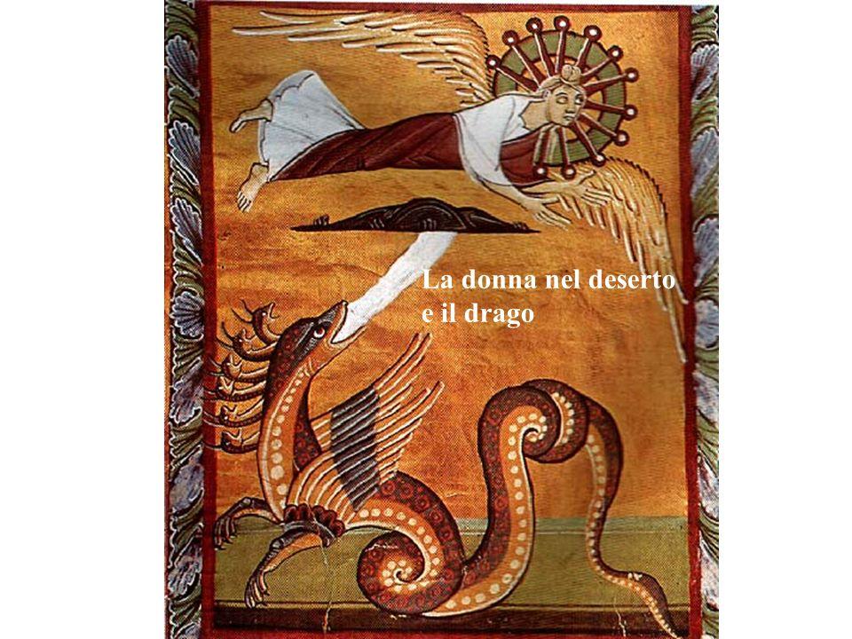 La donna nel deserto e il drago