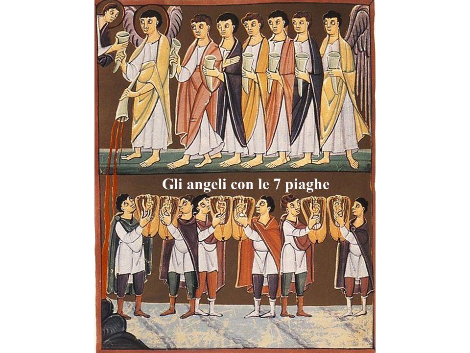 Gli angeli con le 7 piaghe