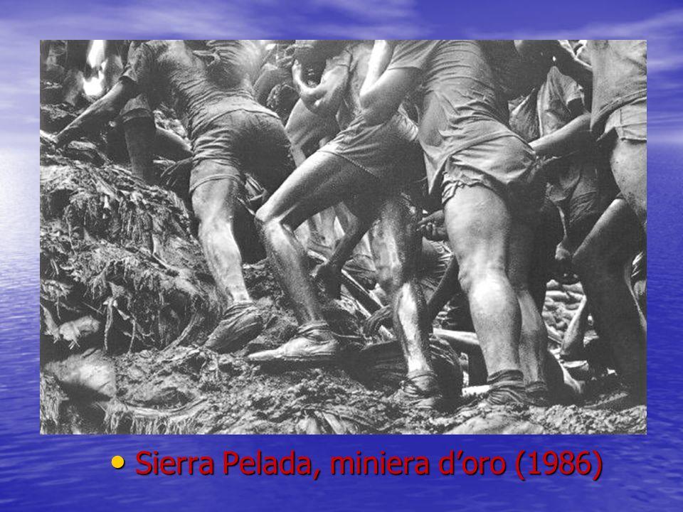 Sierra Pelada, miniera d'oro (1986)