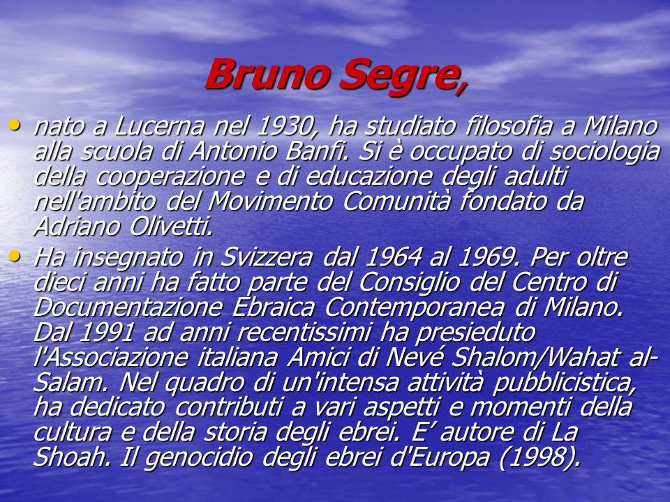 Bruno Segre,