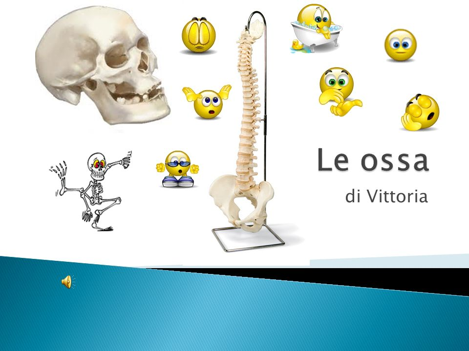 Le ossa di Vittoria