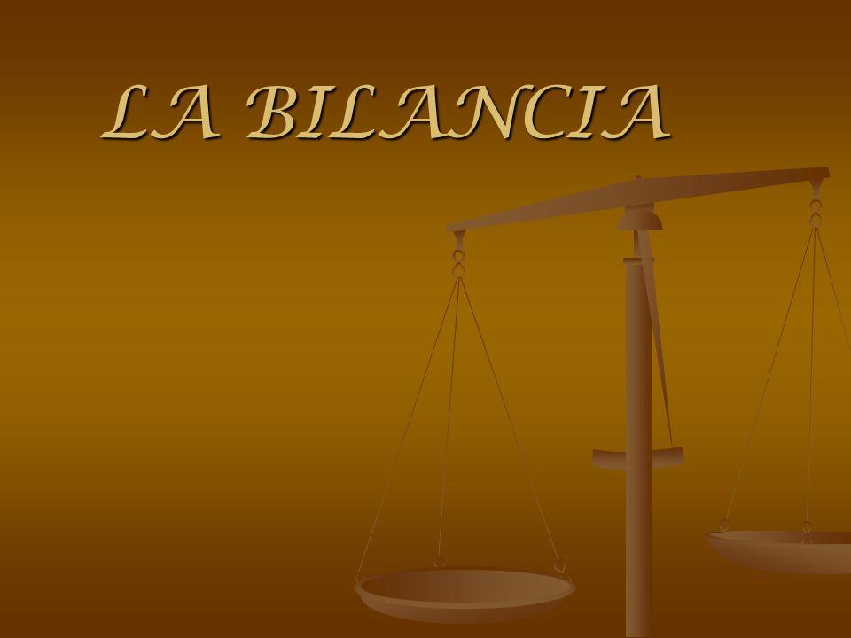 LA BILANCIA